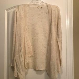 Anthropology- Moth Cardigan Sweater